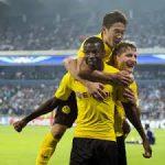 Hasil Piala Eropa – Dortmund Gulung Gladbach 3-1