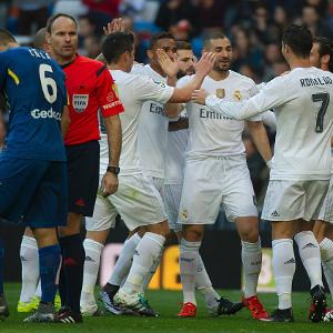 Info Judi Bola - Madrid Bermain Imbang