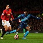 Taruhan Bola Asianhandicap – MU VS Arsenal 1-1