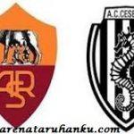 Taruhan Judi Bola Serang – Roma Tundukan Cesena 2-1