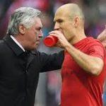Taruhan Bola Murah Terpercaya – Robben Tidak Bela Ancelotti