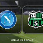 Taruhan Bola – Napoli Tundukkan Sassuolo