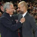 Web Bandar Bola – Guardiola Selamati Mourinho