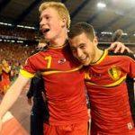 Bandar Piala Dunia – De Bruyne Senang Punya Hazard