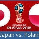 Skor Piala Dunia 2018 – Jelang Polandia Kontra Jepang