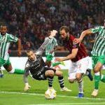Judi Bola Terpercaya – Milan Imbangi Betis