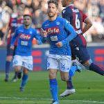 Judi Bola Parlay – Napoli Kalahkan Bologna