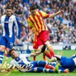 Arena Judi Bola Terbaru – Espanyol dan Permainan Fisiknya