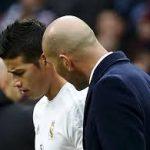 Bandar Bola Terbaik – Zidane Hancurkan Karir James?