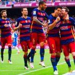 Bandar Bola Deposite – Barca Jawara La Liga 2015-2016