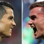 Tebak Taruhan Bola – Bukanlah Griezmann VS Ronaldo