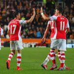 Bonus Bola Sbobet – Kemenangan Pertama Arsenal