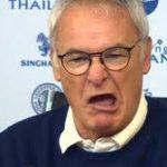 Cara Taruhan Bola Sbobet – Perasaan Ranieri Campuraduk