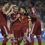 Taruhan Bola Sbobet Terpercaya – Belgia Sikat Estonia 8-1