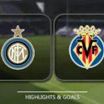 Agen Taruhan Bola Terlengkap – Inter Tundukkan Villarreal