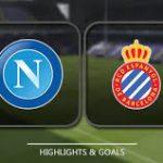 Agen Taruhan Sbobet – Napoli Menang Lawan Espanyol