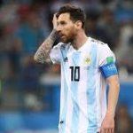 Handicap Piala Dunia 2018 – Ada Apa Denganmu, Messi?